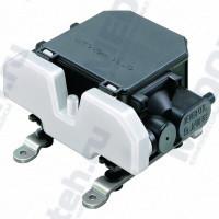 Насос вакуумный и компрессор диафрагменный линейный 120В MEDO VC0101 (двойного действия)